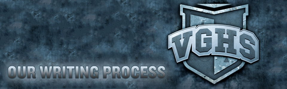 VGHS Season 2 Update and Writing Process